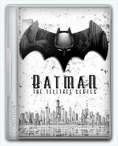 Batman: The Telltale Series - Episode 1-4 [Update 8] (2016) PC | RePack от =nemos=