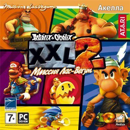 Астерикс и Обеликс: Миссия Лас-Вегум / Asterix & Obelix XXL 2: Mission Las Vegum (2005) PC