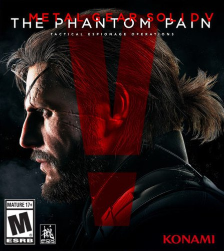 Metal Gear Solid V: The Phantom Pain [v 1.0.7.1] (2015) PC | RePack от FitGirl