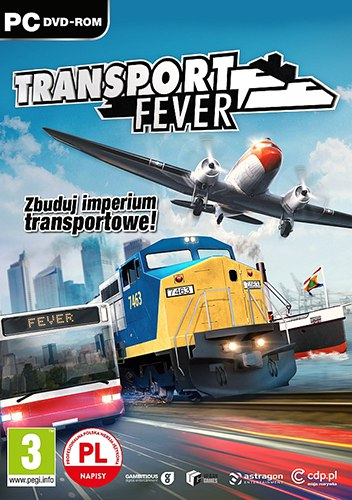 Transport Fever [Update 3] (2016) PC | RePack от R.G. Catalyst