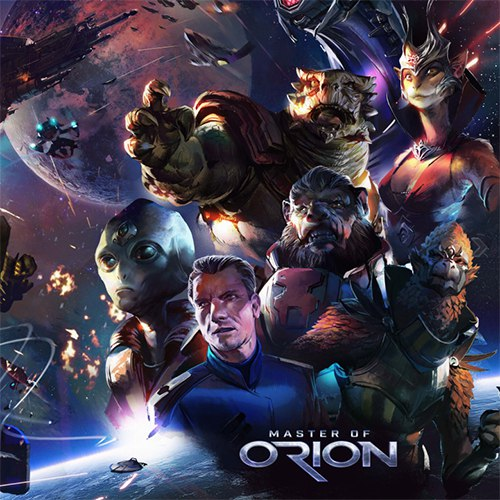 Master of Orion: Revenge of Antares (2016) PC | Лицензия