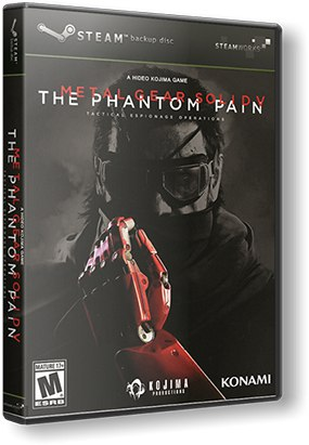 Metal Gear Solid V: The Phantom Pain [v 1.0.7.1] (2015) PC | RePack от Decepticon