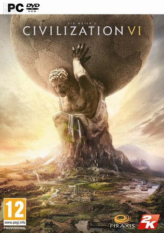 Sid Meier's Civilization VI: Digital Deluxe [v 1.0.0.38] (2016) PC | RePack от FitGirl