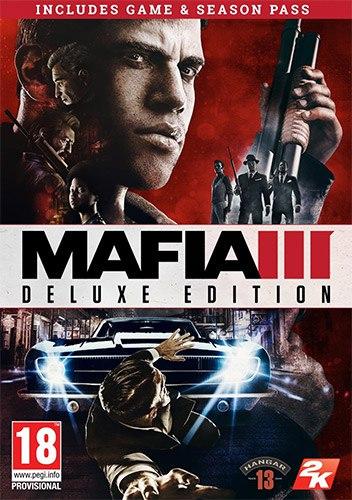 Мафия 3 / Mafia III - Digital Deluxe Edition [Update 3 + 3 DLC] (2016) PC | RePack от FitGirl