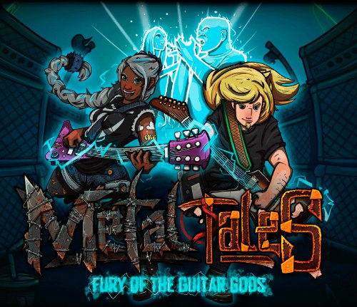 Metal Tales: Fury of the Guitar Gods (2016) PC | Лицензия