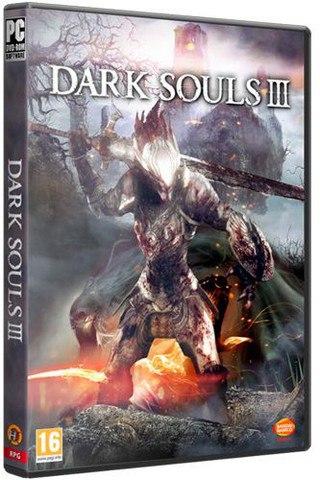 Dark Souls 3: Deluxe Edition [v 1.08 + 1 DLC] (2016) PC | RePack от Decepticon