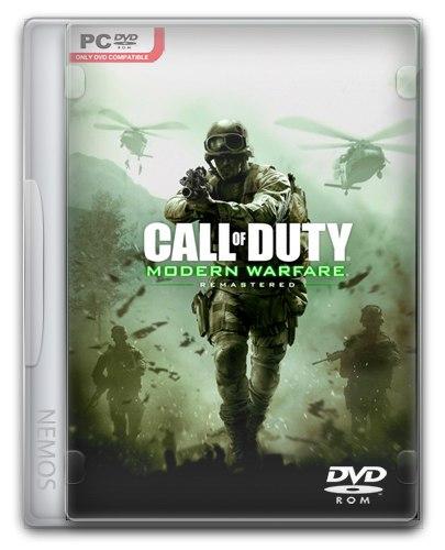 Call of Duty: Modern Warfare - Remastered [1.7.839337.0 u4] (2016) PC | RePack от =nemos=