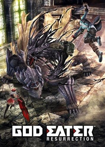 God Eater: Resurrection (2016) PC | RePack от R.G. Catalyst