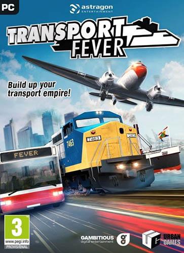 Transport Fever [Update 1] (2016) PC | RePack от FitGirl