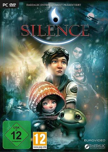 Silence: The Whispered World 2 [v1.2.20280] (2016) PC | Лицензия