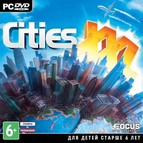 Cities XXL [v 1.5.0.1] (2015) PC | Лицензия