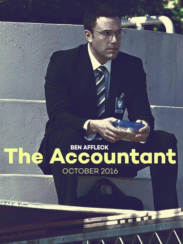 Расплата / The Accountant (2016) WEBRip | Звук с TS