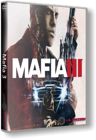 Мафия 3 / Mafia III - Digital Deluxe Edition [Update 3 + 3 DLC] (2016) PC | RePack от R.G. Freedom