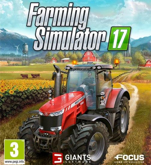 Farming Simulator 17 [v 1.3.0 + 2 DLC] (2016) PC | RePack от xatab