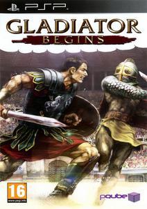 Gladiator Begins /ENG/ [ISO] PSP