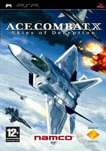 Ace Combat X: Skies of Deception [RUS][ISO] (2006) PSP
