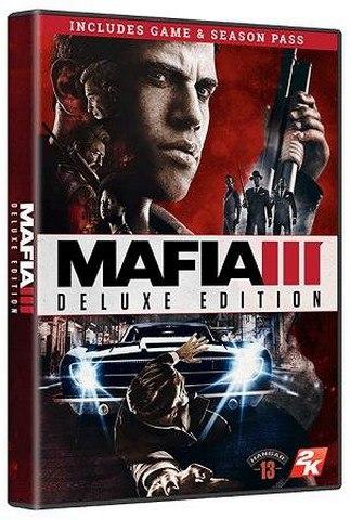 Мафия 3 / Mafia III - Digital Deluxe Edition [Update 3 + 3 DLC] (2016) PC   RePack от Decepticon