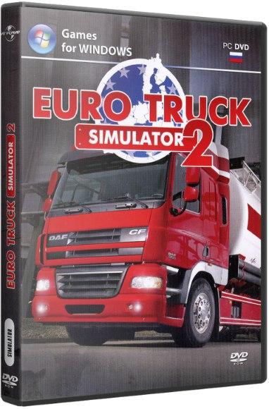 Euro Truck Simulator 2 [v 1.26.2s + 47 DLC] (2013) PC | RePack от xatab