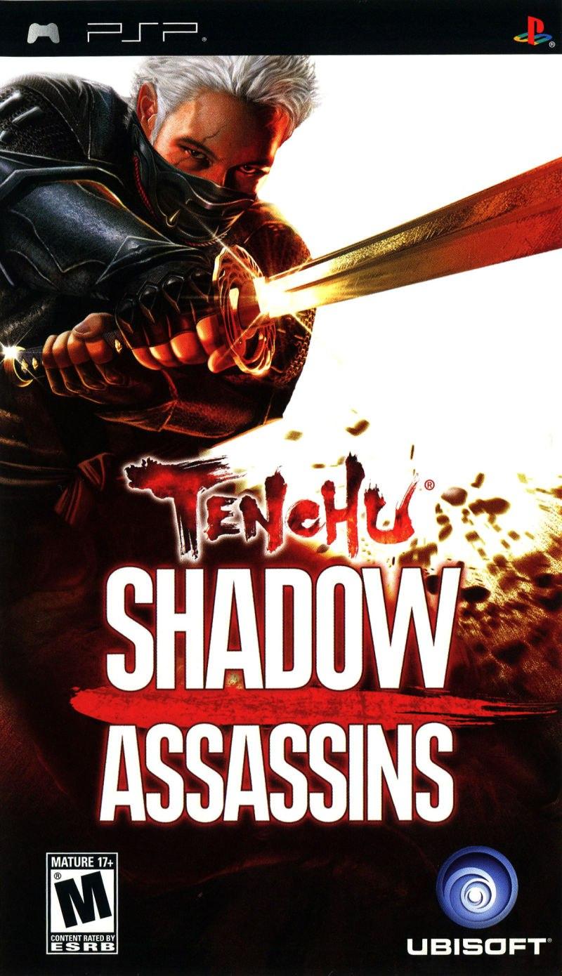 Tenchu: Shadow assassins (2011/PSP/ENG)