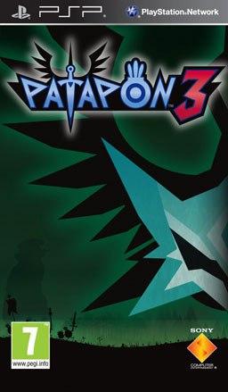 Patapon 3 (2011/PSP/Eng)