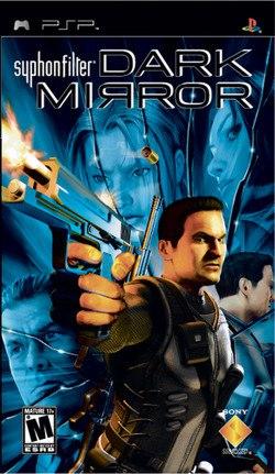 Syphon Filter: Dark Mirror (2006) PSP