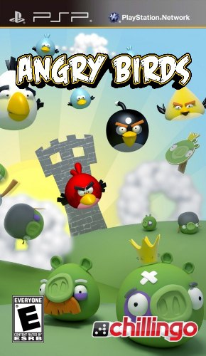 Angry Birds (2011/PSP/ISO/Eng)