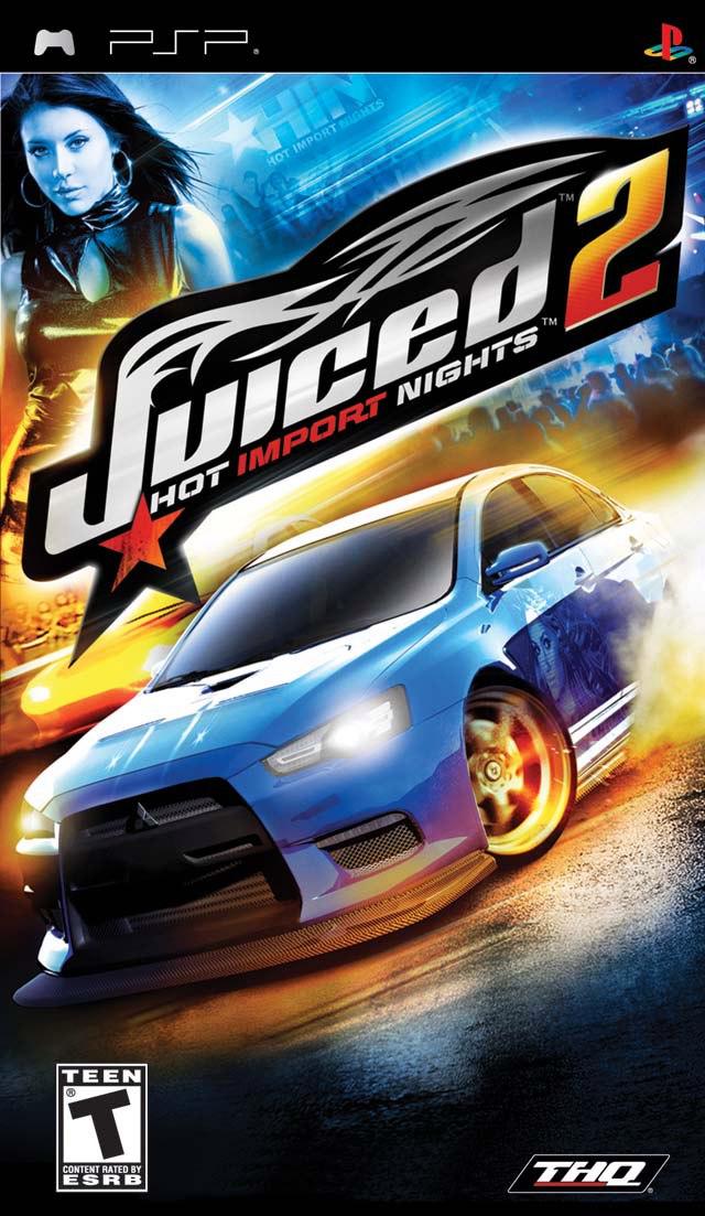 [PSP] Juiced 2: Hot Import Nights [2007 / English]