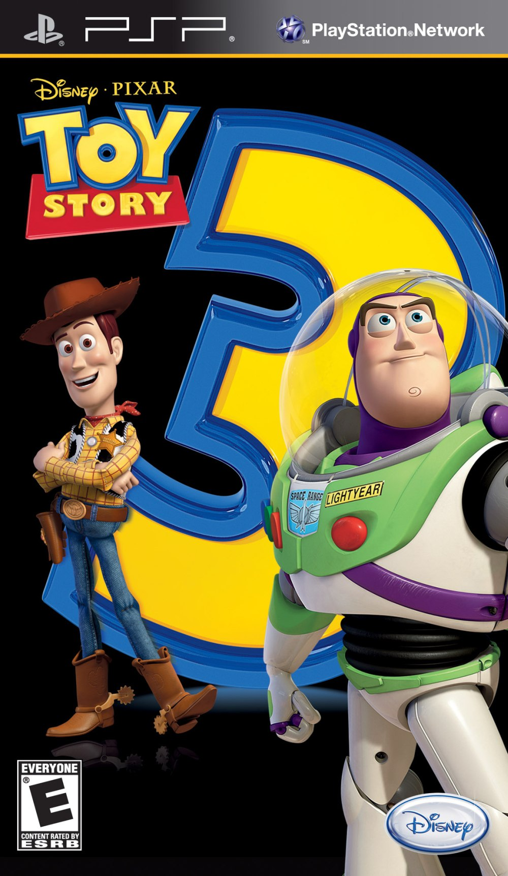 [PSP]Toy Story 3: The Video Game [FULL][ISO][RUS]