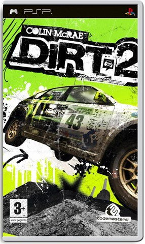 [PSP] Colin McRae Dirt 2 (Patched) [FULL][ISO][ENG]