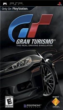 [PSP] Gran Turismo (Patched) [FullRIP][CSO][ENG]