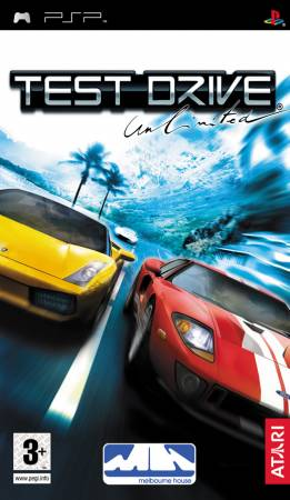 [PSP] Test Drive Unlimited [FULL][ISO][RUS]