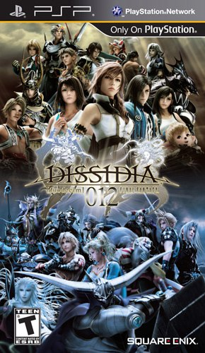 Dissidia 012: Duodecim Final Fantasy [FULL][ISO][ENG][EU][MP]