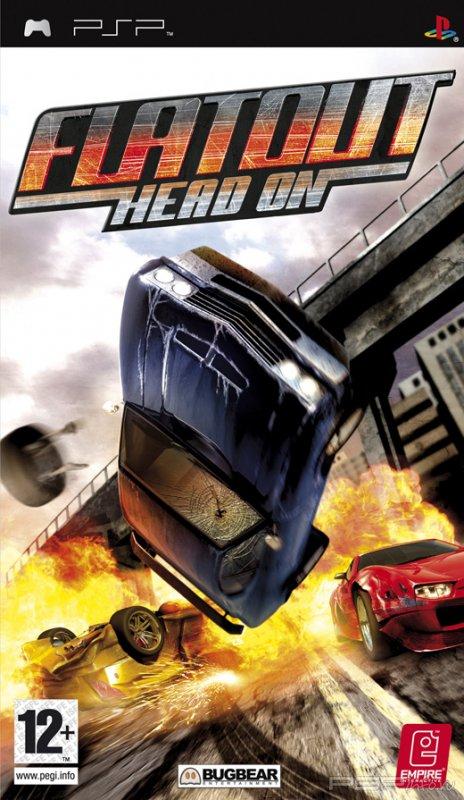 FlatOut: Head On (2008) PSP