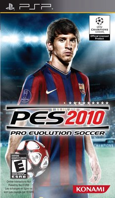 Pro Evolution Soccer 2010 (2009) PSP