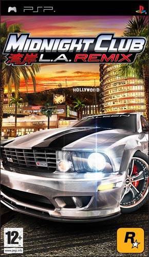 Midnight club La Remix (2008) PSP