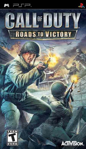 Call of Duty: Roads to Victory (2007) PSP