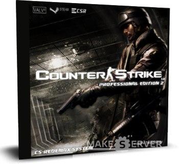 Counter-Strike v.1.6 Professional Edition 2 (2011) RUS