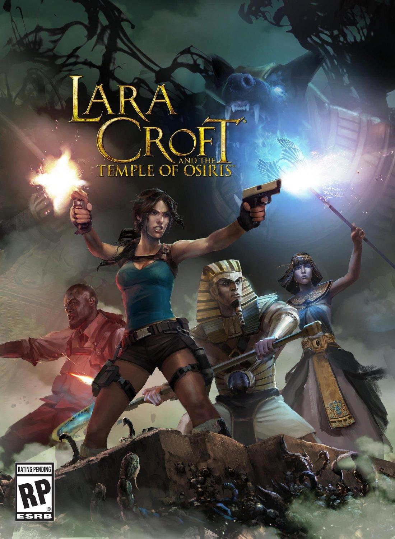Lara Croft and the Temple of Osiris (2014) PC   SteamRip от Let'sPlay