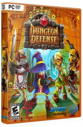 Dungeon Defenders.v 7.04 + 6 DLC (Reverb Publishing) (RUS \ ENG) [Repack] от Fenixx