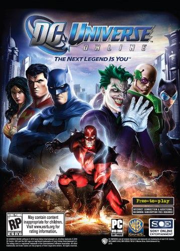 DC Universe Online [на 02.11.2011] [L] [ENG / ENG] (2011)