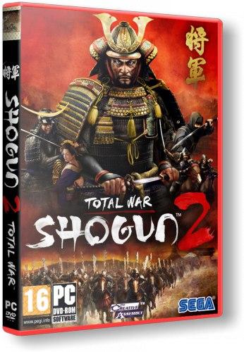 Total War: Shogun 2 - Rise of the Samurai (SEGA\1C-Софтклаб) (RUS\MULTi8) [L] [Steam-Rip] от R.G. Origins