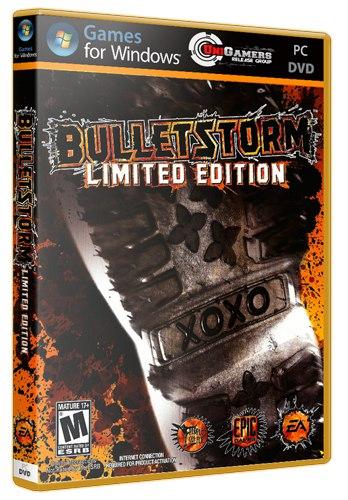 Bulletstorm: Limited Edition (2011) PC | RePack от UltraISO
