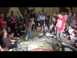 61)Тюбетейка 7 Хип-хоп Про - Матур и Дима Левел Ап 29.01.2017 (Набережные Челны)