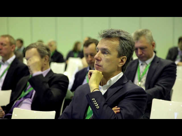 Innovation Summit 2017 in Moscow, Russia