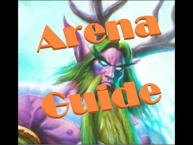 Как играть Друидом? [Arena] Гайд Heartstone 2017 Druid arena guide 12 wins