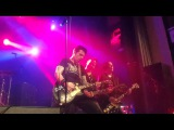 Ricky Warwick and The Fighting Hearts with Vivian Campbell 'Jailbreak 'Winter Storm, Troon