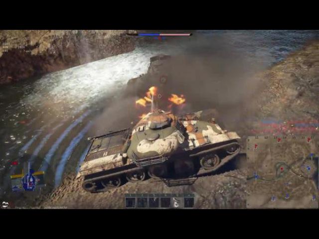War Thunder T95E1 Этот ствол!