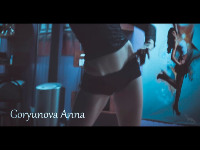 ART IRBIS Production Sexy dance - Goryunova Anna (by Khusen Rustamov)