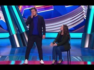 Comedy Баттл: Дуэт «Антон и Алина» - Сын возвращается домой из клуба.