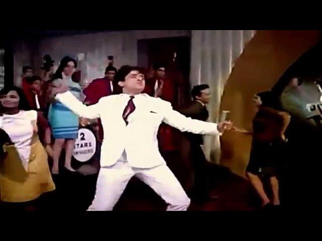 Nain Mila Kar Chain Churana (Mohammed Rafi) - (Лицом к лицу/Aamne Samne)